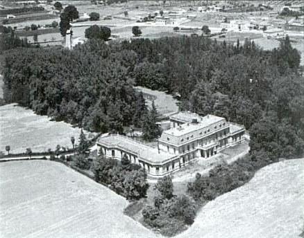 Palacio de los Gosálvez principios sigo XX